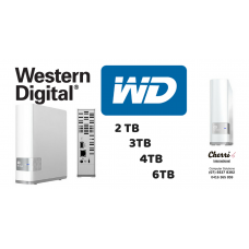 Western Digital MyCloud 2TB Personal cloud storage