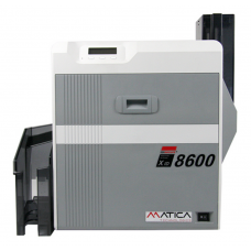 Matica XID8600 ID Card Printer + Mag Encoder option
