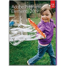 Adobe Premier Elements 2019 Mac/PC