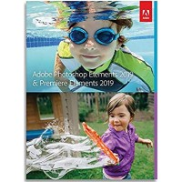 Adobe Photoshop & Premiere Elements 2019 Mac/PC