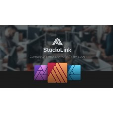 Affinity StudioLink - Photo + Designer + Publisher