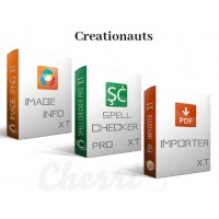 Creationauts GoPro Bundle QuarkXPress Extensions