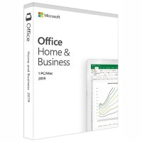 Office 2019 Home & Business for Windows 10 or Mac OS