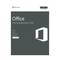 Office 2016 Home & Business 1Mac